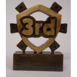 3rd Place Resin
